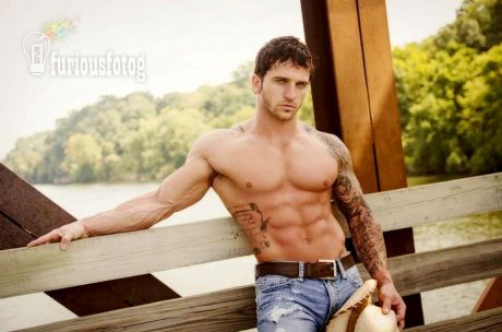 Hot Cowboy - Photography by Gary Taylor (13)