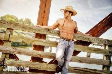 Hot Cowboy - Photography by Gary Taylor (17)