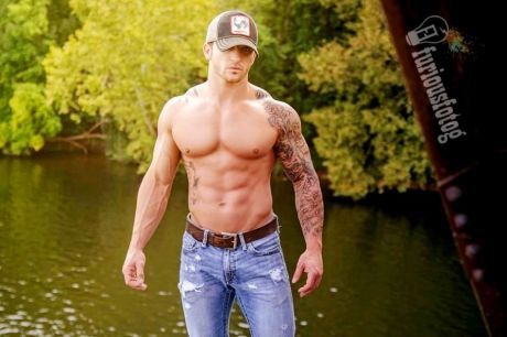 Hot Cowboy - Photography by Gary Taylor (20)