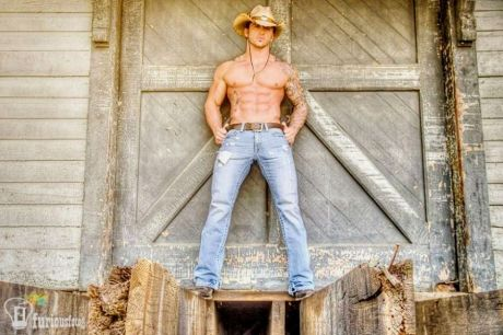 Hot Cowboy - Photography by Gary Taylor (26)